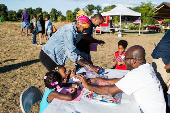 Photo courtesy of Prince George's County, Department of Parks and Recreation Maryland-National Capital Park and Planning Commission.