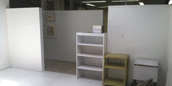 Passageways Artist Studio for Rent