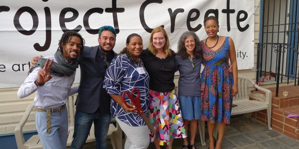 Anacostia Community Welcomes Project Create During Ribbon Cutting Ceremony