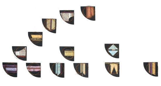 Janet Wheeler Quarter Section (many) Image Courtesy Touchstone Gallery