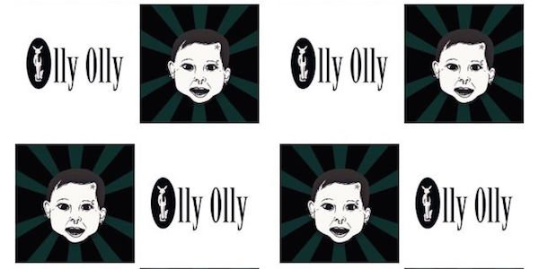 Olly Olly Presents Baby Canvases Five