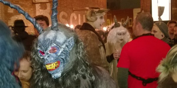 Gallery O on H Hosts Fourth Annual DC Krampuslauf
