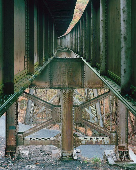 Adam Davies Norfolk Southern Potomac River Bridge, Shepherdstown, WV Archival Pigment Print.