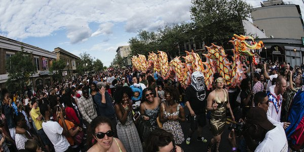 Funk Parade Hosts Creative Mashup Meetup