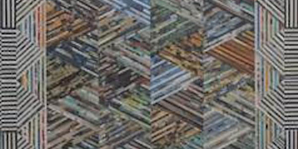 Felix Ángel Paper Archeologies