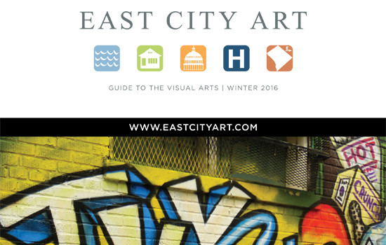 East City Art Winter 2016 Quarterly