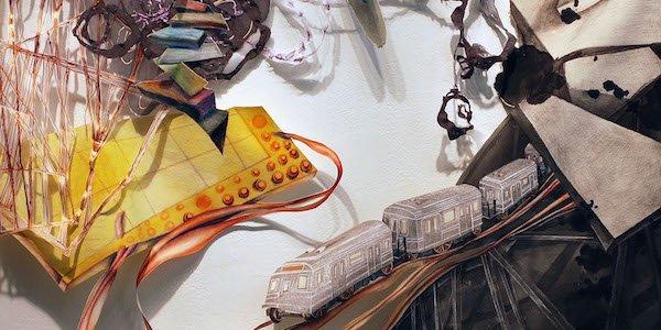 DC Arts Center Presents Memory-scapes