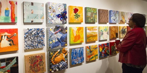 6th Annual March150 Exhibition and Art Sale Returns to Raise Funds for Target Gallery