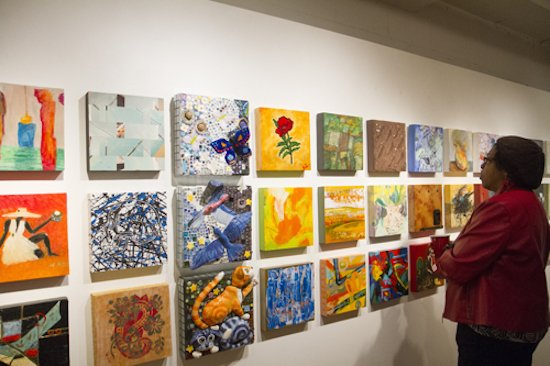 Photo courtesy of Target Gallery at Torpedo Factory Art Center.
