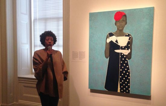 East City Artnotes: Baltimore Artist Amy Sherald Wins the Smithsonian's Outwin Boochever Portrait Competition 2016