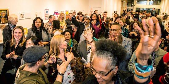 Photo courtesy of Joan Hisaoka Healing Arts Gallery.