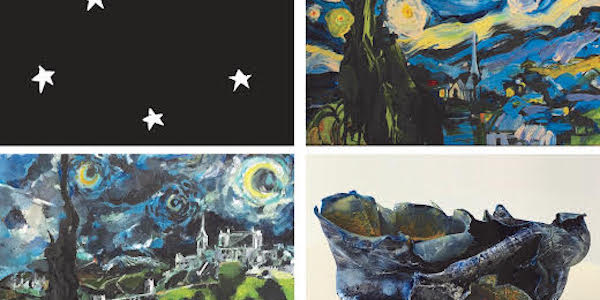 DC Arts Center Presents ​Sip & Paint Van Gogh's The Starry Night