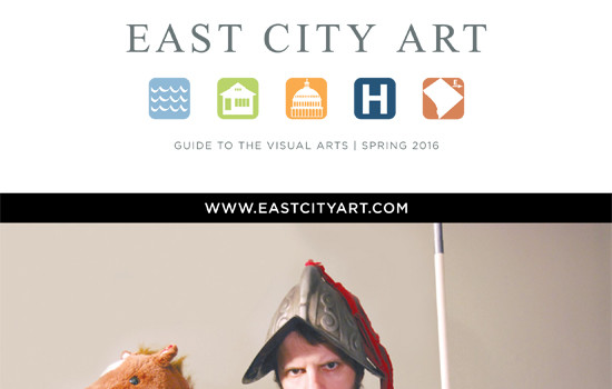 East City Art Spring 2016 Quarterly