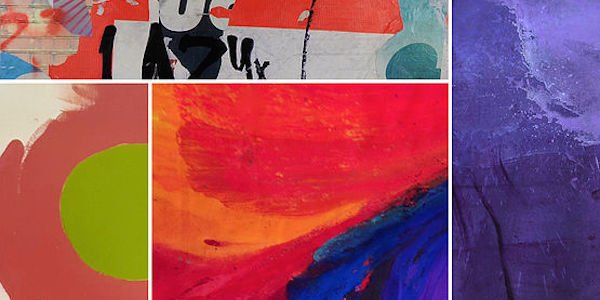 Color Chords: Vibrations of the Washington Color School Group Exhibition