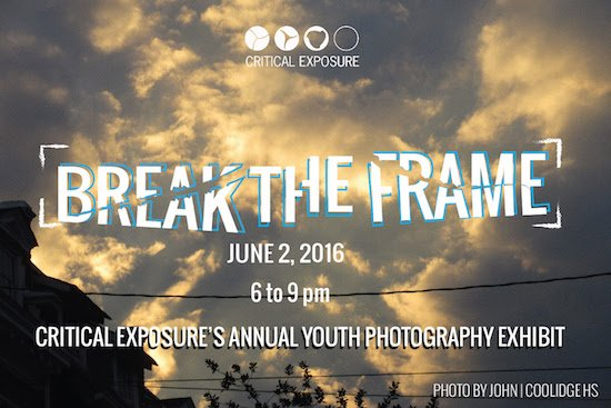 break the frame insert