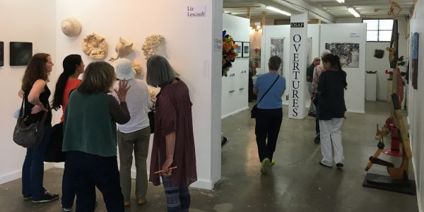 East City Artnotes:  Gateway Open Studios Tour in Pictures