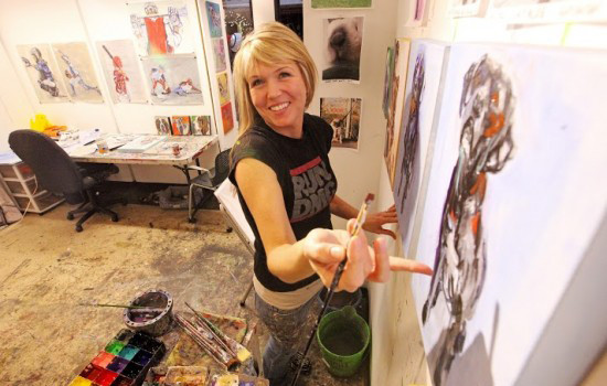 Artist Profile: Mary Gallagher Stout