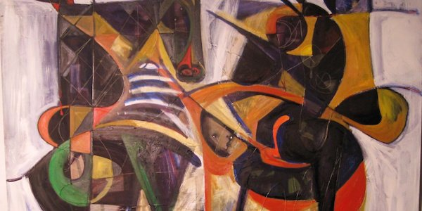 Arts/Harmony Hall Regional Center Presents Dale O've Jackson Retrospective