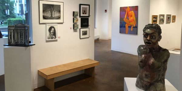 East City Artnotes: Touchstone Gallery Exhibition Celebrates 40 Years in DC