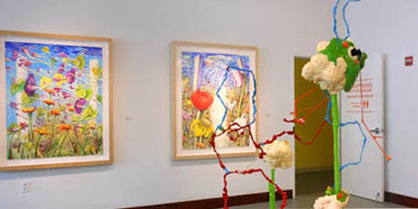 Brentwood Arts Exchange Hosts Artist Talk with Carol Barsha