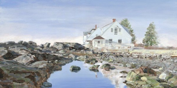 The Art League Presents Kathleen Best Gillmann Vision at Water's Edge at Torpedo Factory Art Center