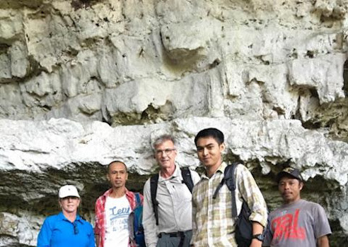Craig Kraft Explores Ancient Caves of Sulawesi