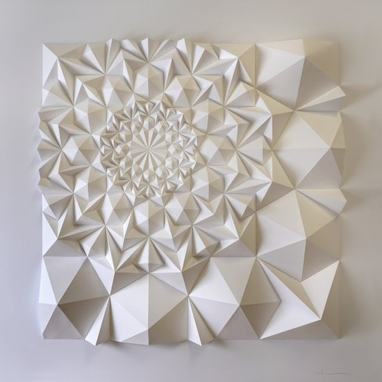 Ara 114, 2012, paper, 48 x 48 inches. Courtesy of CPNAS.