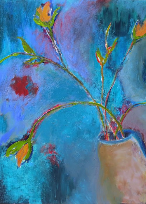 Fiore Nineteen by Judy Giuliani. Courtesy of Touchstone Gallery.