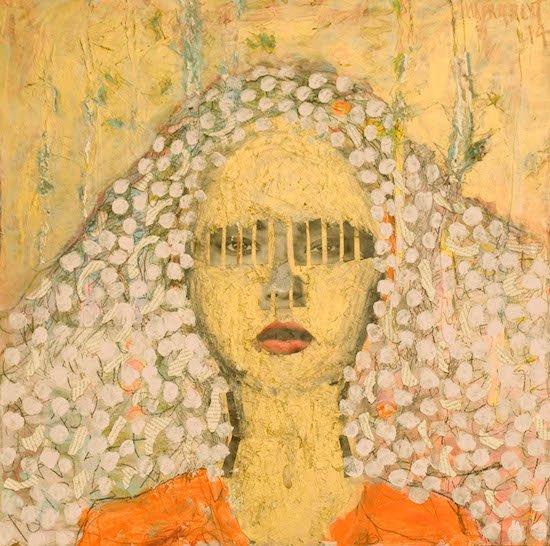 Portrait by Meg Schaap. Courtesy of Glenview Mansion Art Gallery.