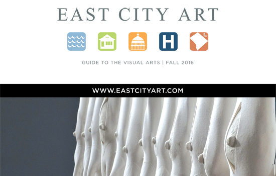 East City Art Fall 2016 Quarterly