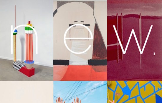Hamiltonian Gallery Presents new. now. Group Exhibition