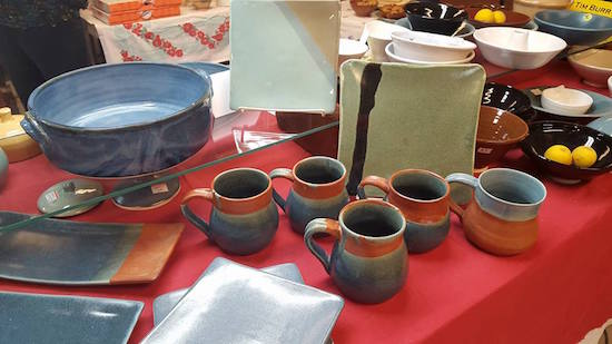 Eastern Market Pottery Student Sale