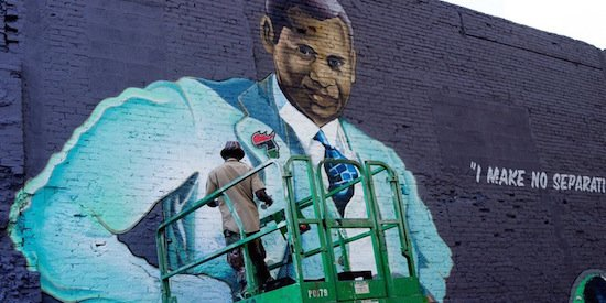DC Murals Guided Bus Tour
