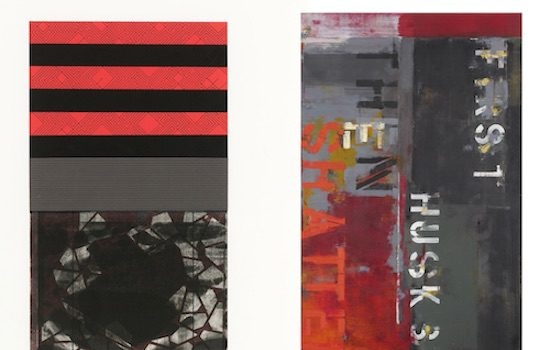 Adah Rose Gallery Presents Brian Dupont and Alan Steele The Impulse For Keeping A Record