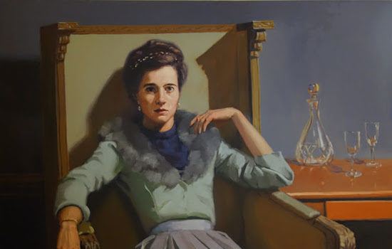 Susan Calloway Fine Arts Presents Maud Taber-Thomas Thinkers and Dreamers: An Exhibition of Portraits Inspired by Literature