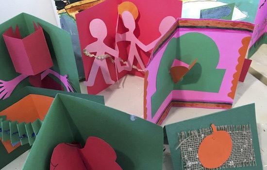 Art Enables Second Saturday Workshop Series
