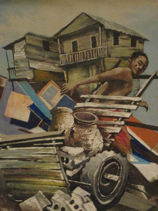 Photo courtesy of Carlo Valtrain and Haitian Art.