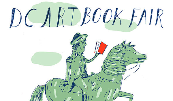 The 2016 DC Art Book Fair