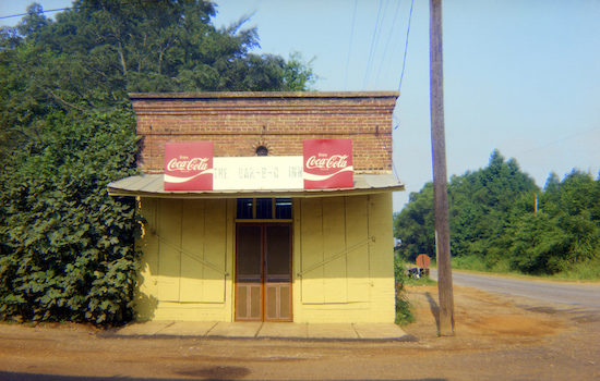 MICA's Decker Gallery Presents Laying-by Time: Revisiting the Works of William Christenberry