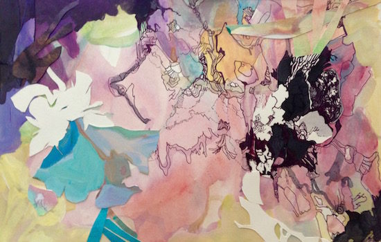 Willow Street Gallery Presents Fused Fragments: The Art of Collage Group Exhibition