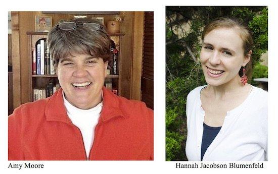 Capitol Hill Arts Workshop Announces New Co-Executive Directors, Amy Moore and Hannah Jacobson Blumenfeld