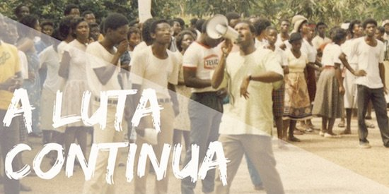 A LUTA CONTINUA: Call for Art