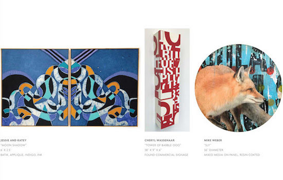Long View Gallery Presents Refresh VII Group Exhibition