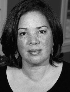 Portrait of Dr. Adrienne Childs.