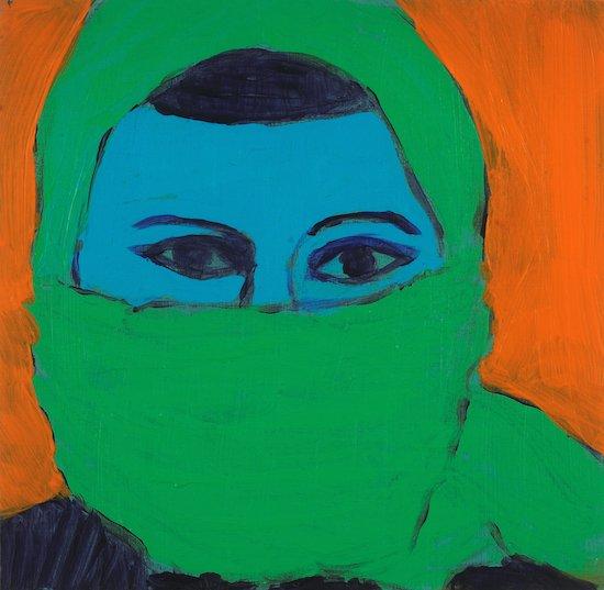 Barbara Muth, Syrian Refugee. Courtesy of Studio 5.