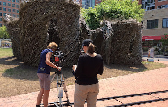 Public Art Reston Presents Three Films By Award-winning Film Director Rebekah Wingert-Jabi