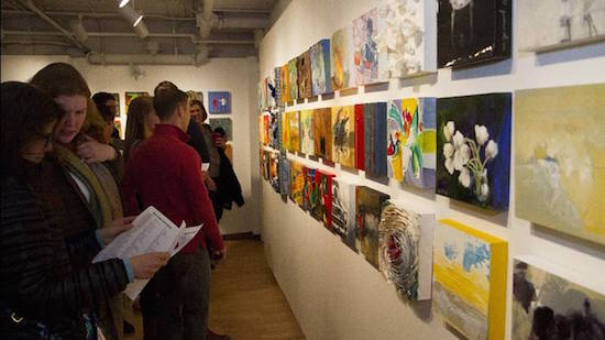 Target Gallery Presents the 7th Annual March150 Special Exhibition and Art Sale