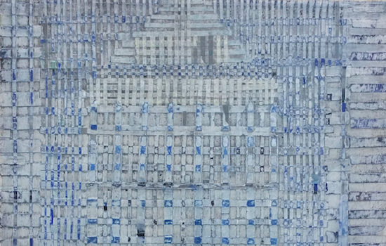 The Art League Presents Heidi Nam Netted: Morphological State of Our Urban Space