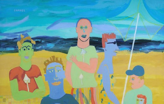 May Openings at Touchstone Gallery