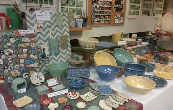 Eastern Market Pottery 2017 Spring Student Sale